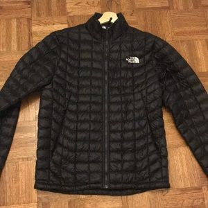 Men's Thermoball Jacket (Black)